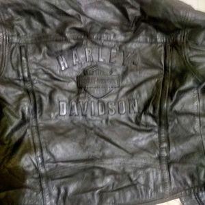 Jackets & Blazers - Harley Davidson leather jacket
